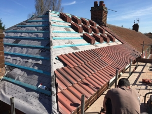 Roofer in Troon